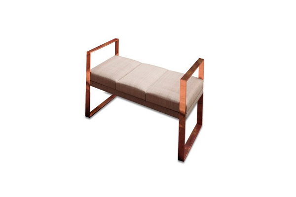 Copper-hall-bench